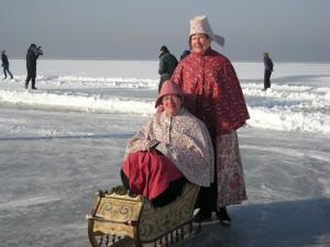 Harmen, winter 2009