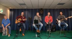 Scheve Schaats Band