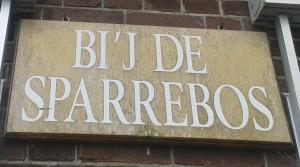 Sparrebos, 2