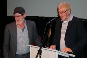 Johan en Erik Harteveld