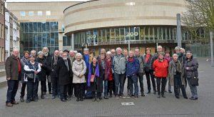 8 meert, sutelders in Den Haag